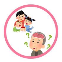 ものわすれ(認知症)外来     小児科外来